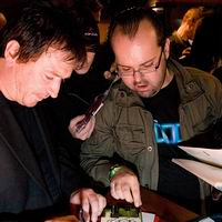 Alan Wilder, Prague 2007