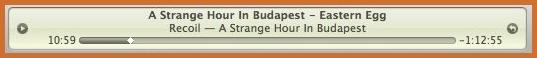 A Strange Hour in Budapest easteregg