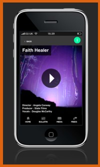 Recoil iPhone App